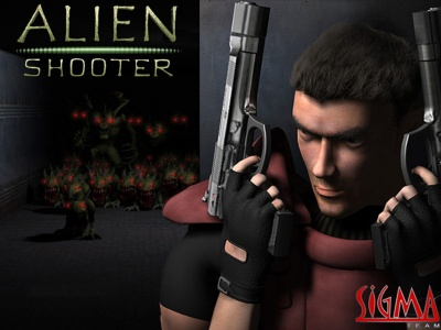 Alien shooter1 wall1 001
